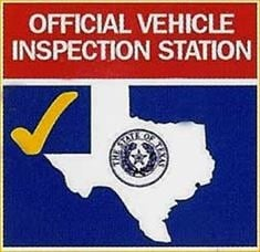 Official Vehicle Inspection Station Logo