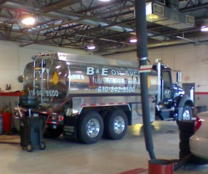 B & E Oil Services, Inc.