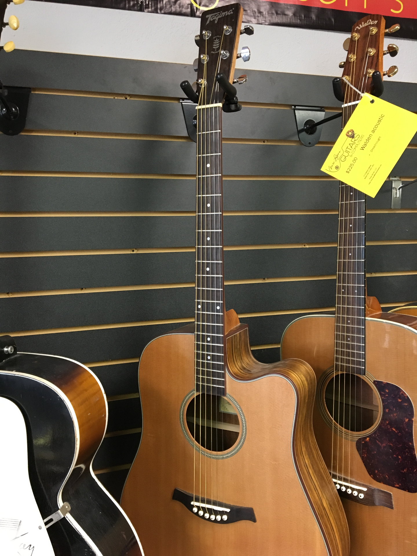 Tagima Solid top Acoustic Electric