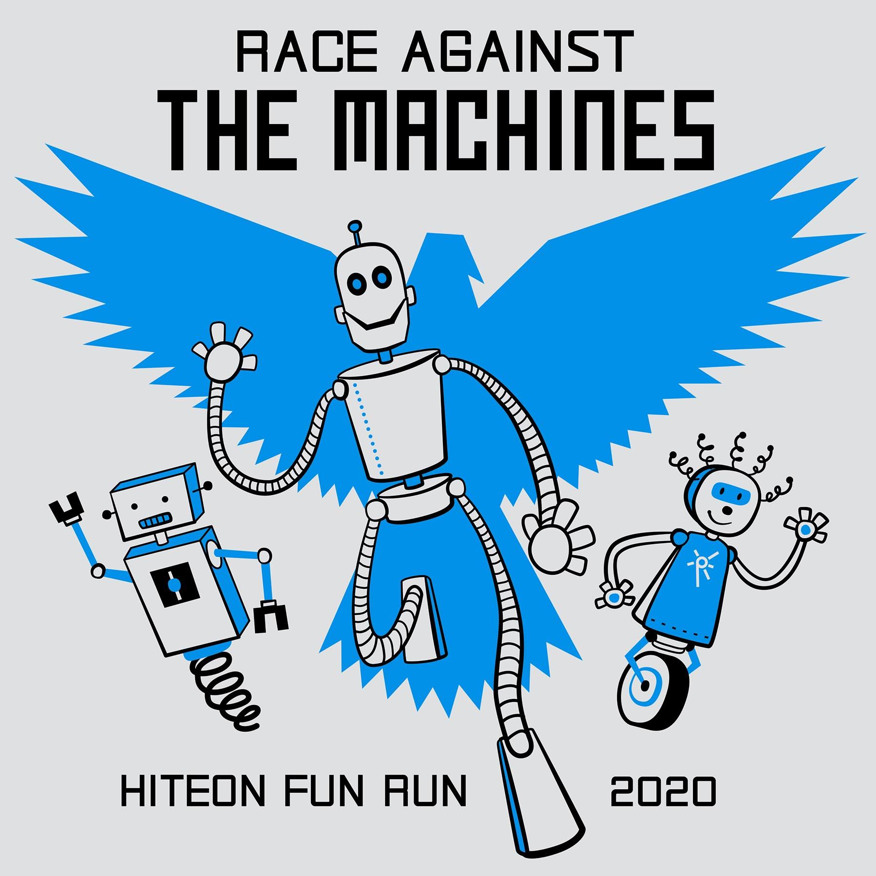 Elementary School Race Shirt Design