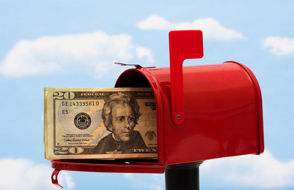 Mailbox money