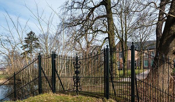 Ornamental Wrought Iron Fences