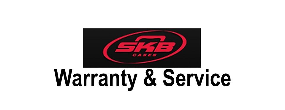 SKB Warranty