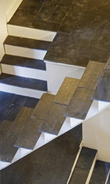 Slate Floors & Steps