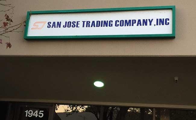 San Jose Trading Company Inc