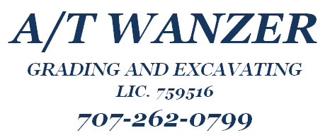 A/T WANZER GRADING AND EXCAVATING