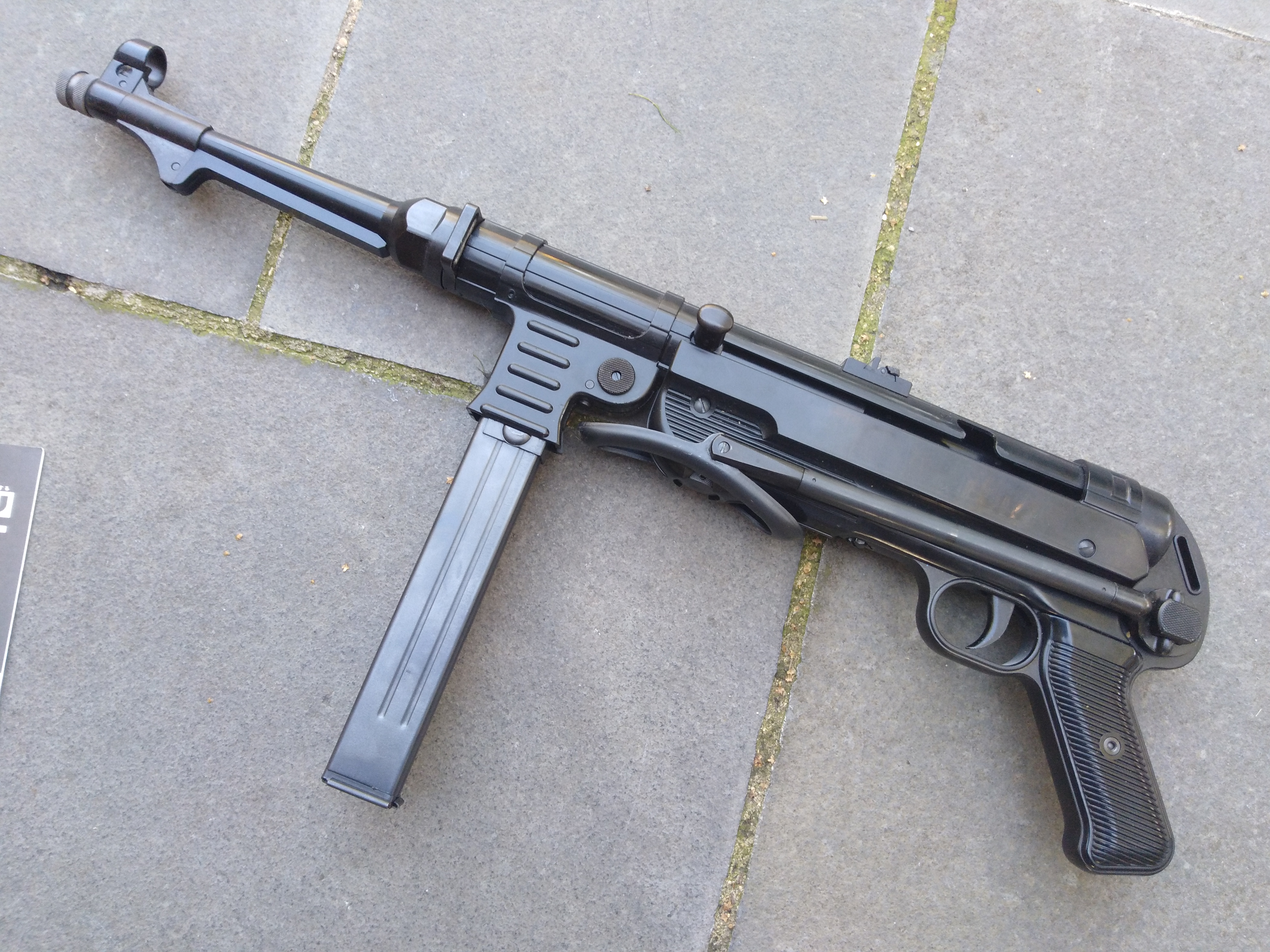 Marushin MP40