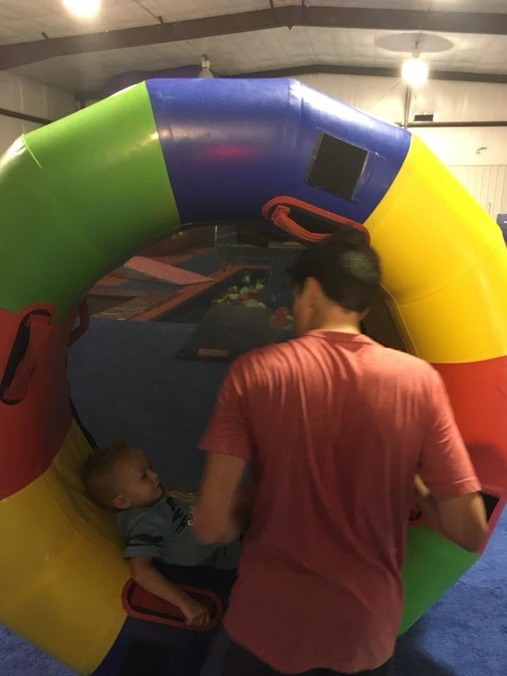 Gymnastics For Toddler