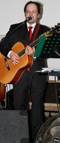 Rob: Acoustic moment at a wedding