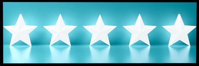 5 Star Testimonials Page