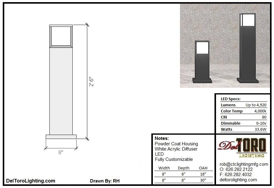 600L-Window Frame Pathway