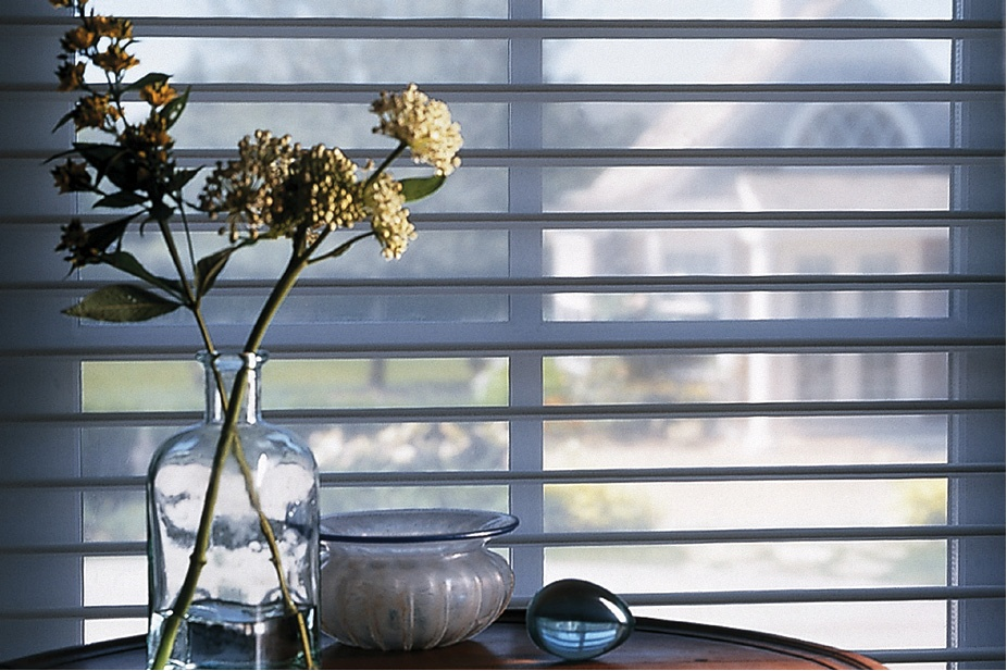 Blinds and Flowers