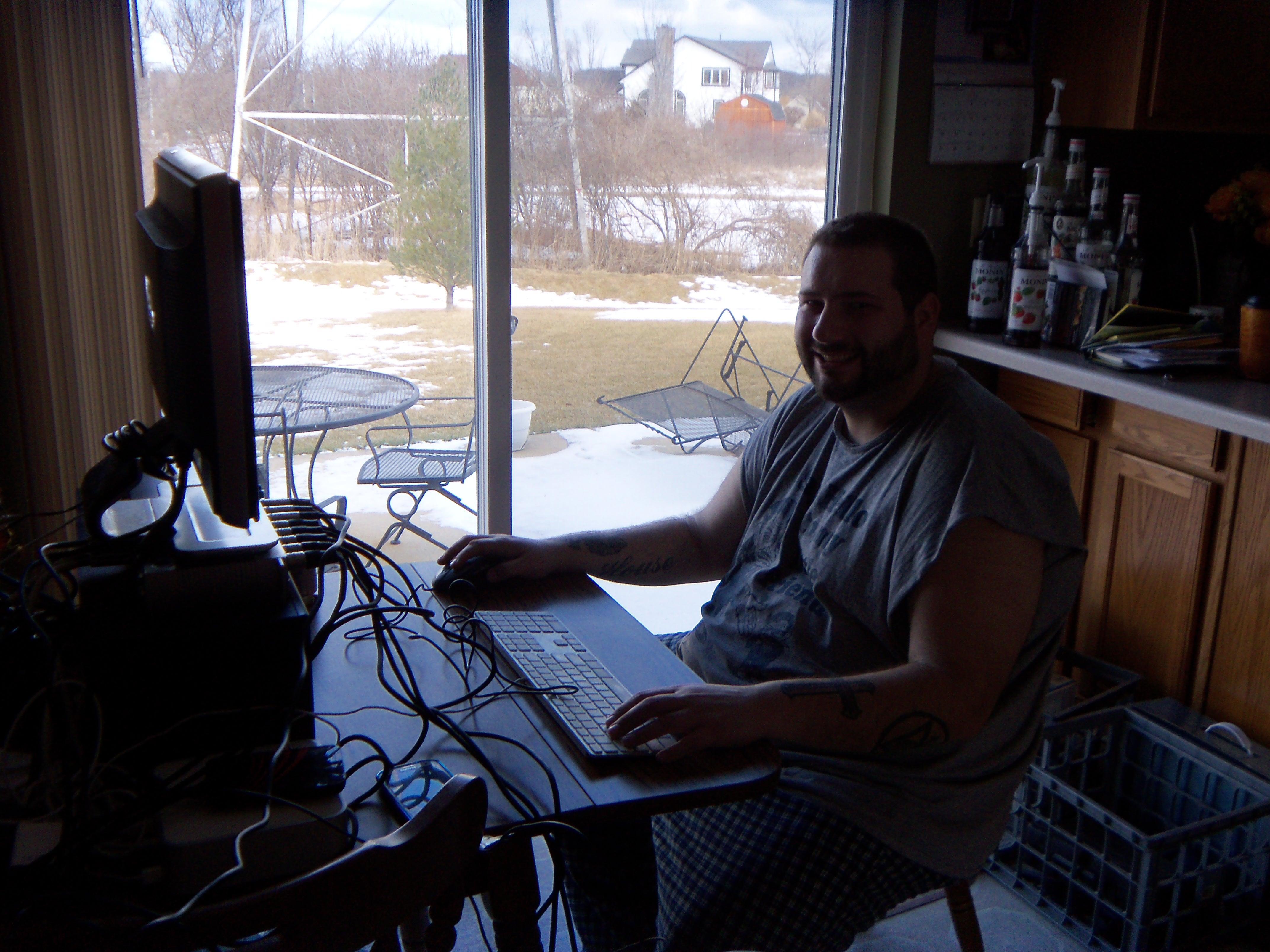 Recording Engineer Matt Sienkowski on Keepers of Honky CD.