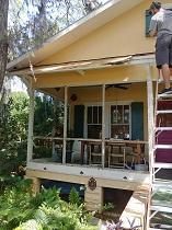 Screen Porch Repairs