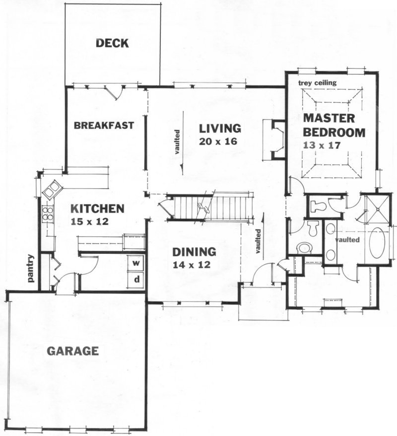 20-4 first floor plan