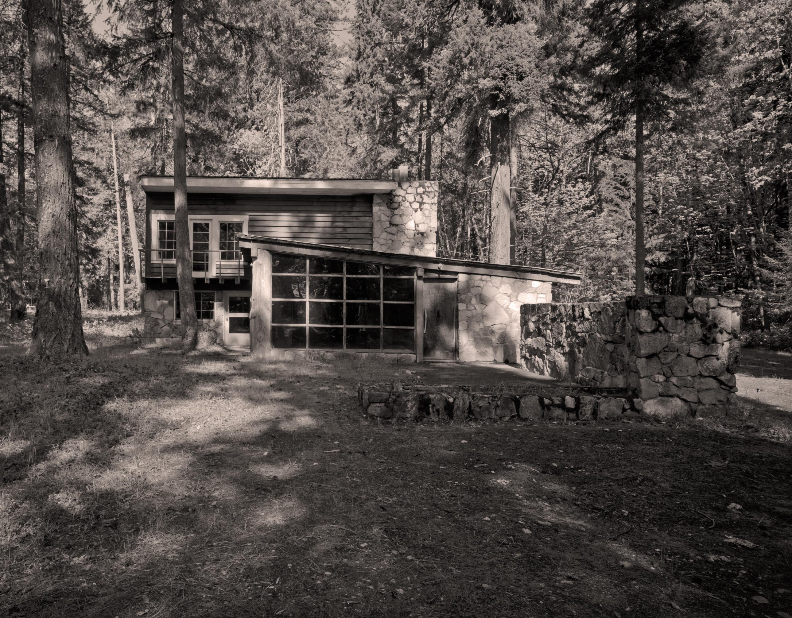 Bell House, HABS, Stehekin, WA