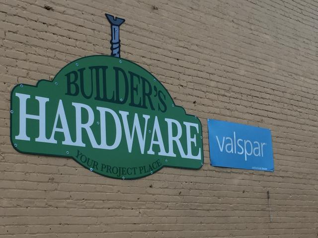 Builders Hardware And Supply Company Logo