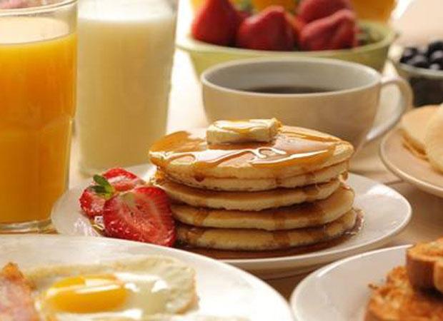 Breakfast Food and Drinks