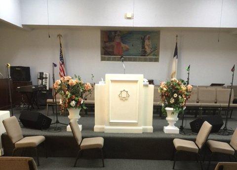 Friendly Friendship Baptist Church
