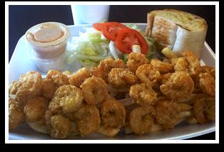 Shrimp Plate Combo