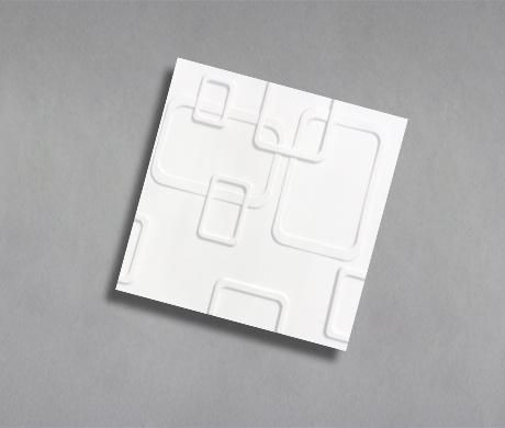 El César - Panel 3D Cube