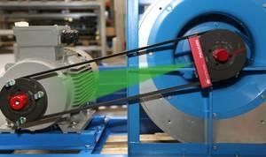 Laser Pulley/Belt Alignment