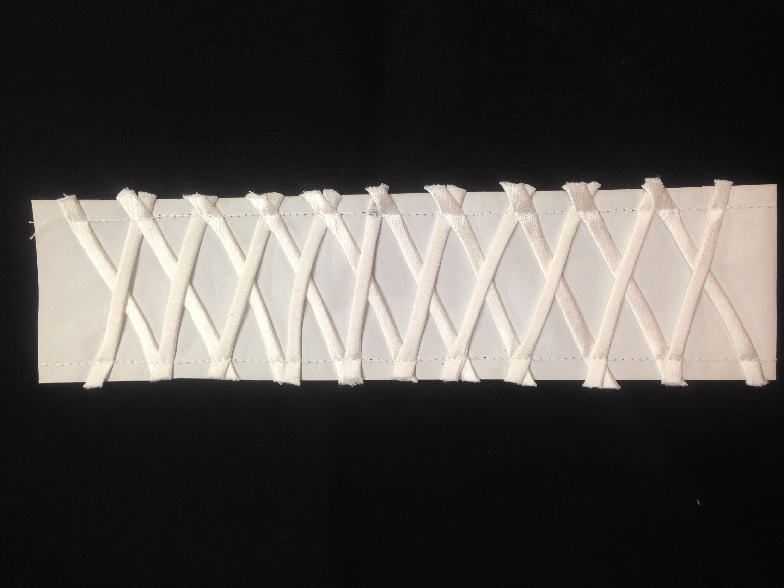 Lattice On Paper