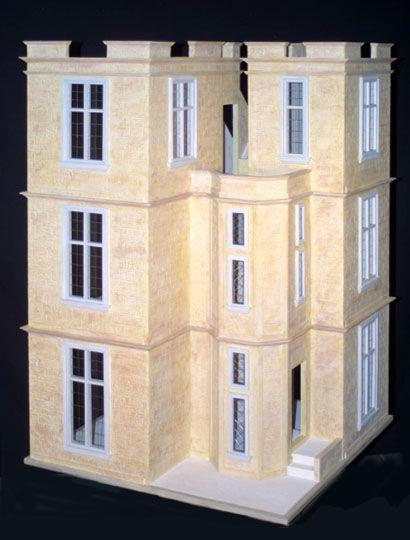 Brighton Hall as shown at  Philadelphia Miniaturia (click photo to visit website)