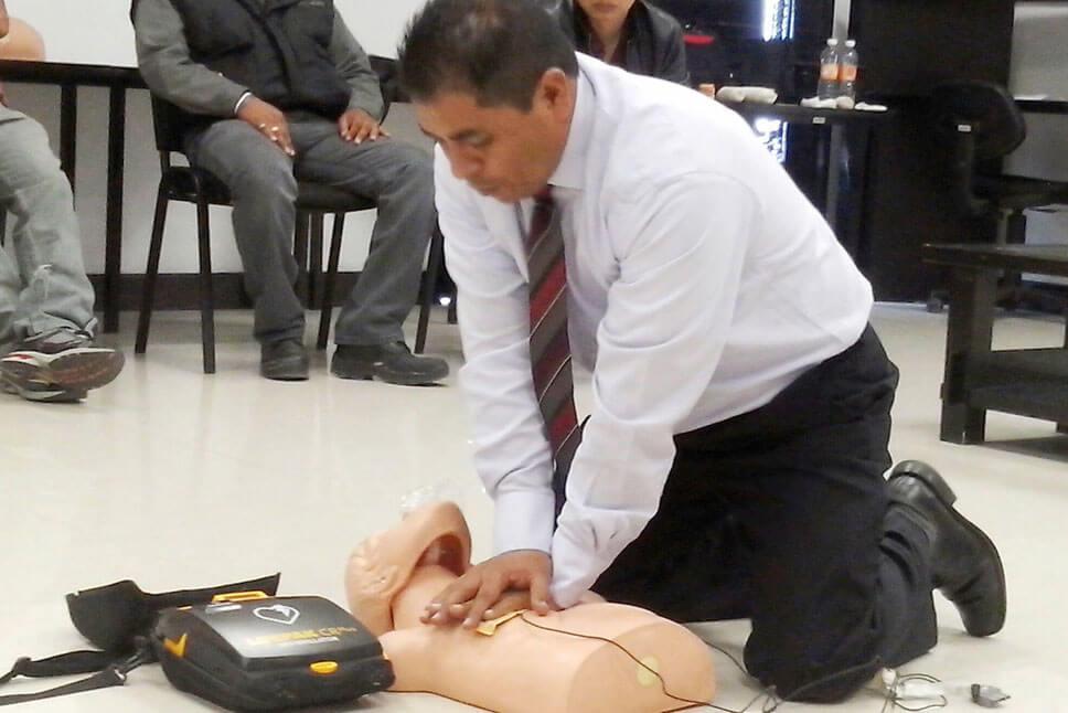 Group CDL Consultoría - CAPACITACION EN PROTECCION CIVIL