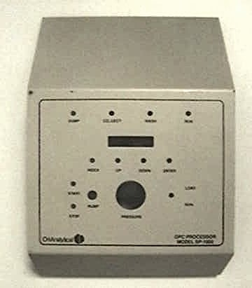 Control Panel Face Plate