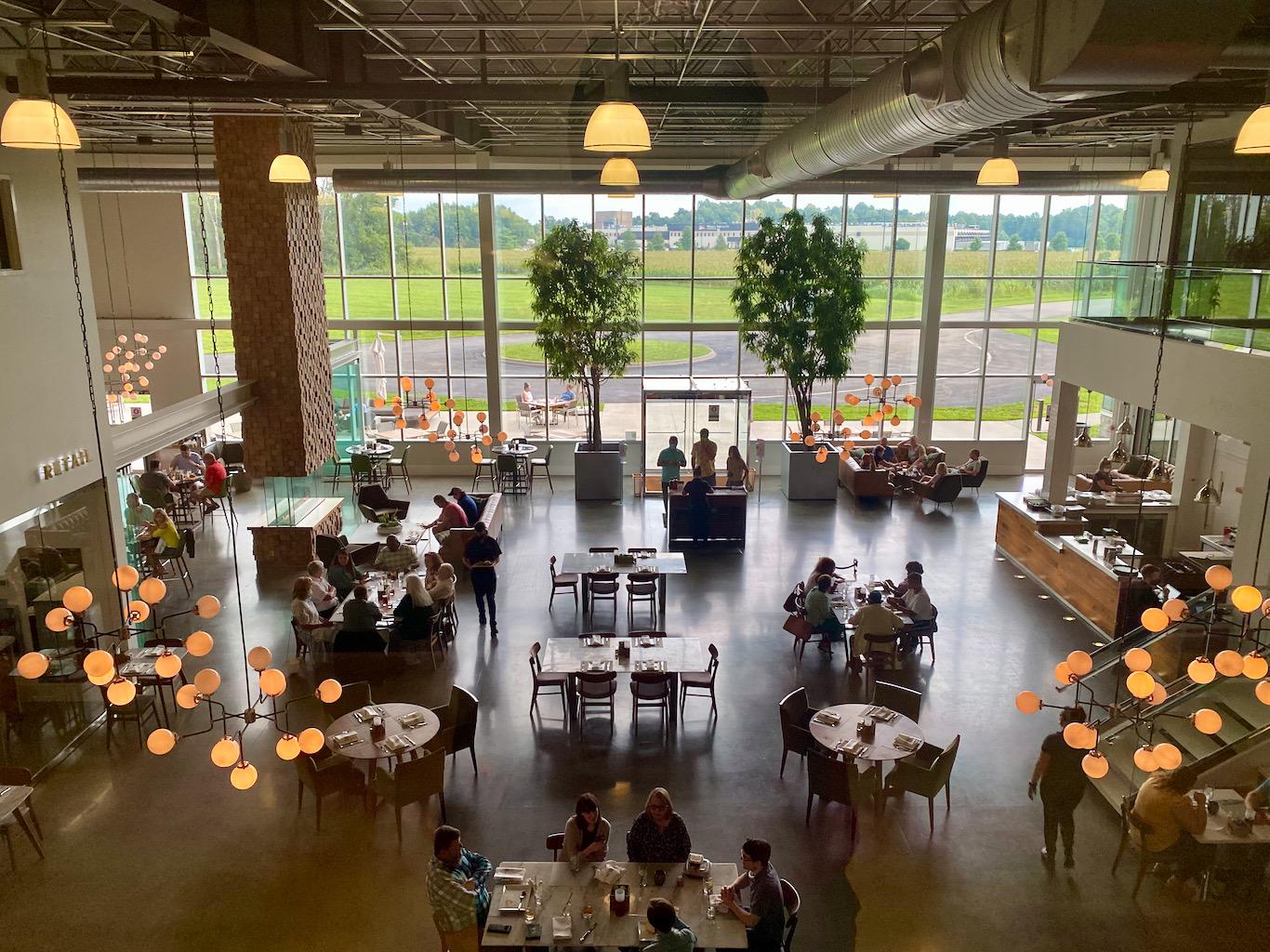 Restaurant - Bardstown Bourbon Company