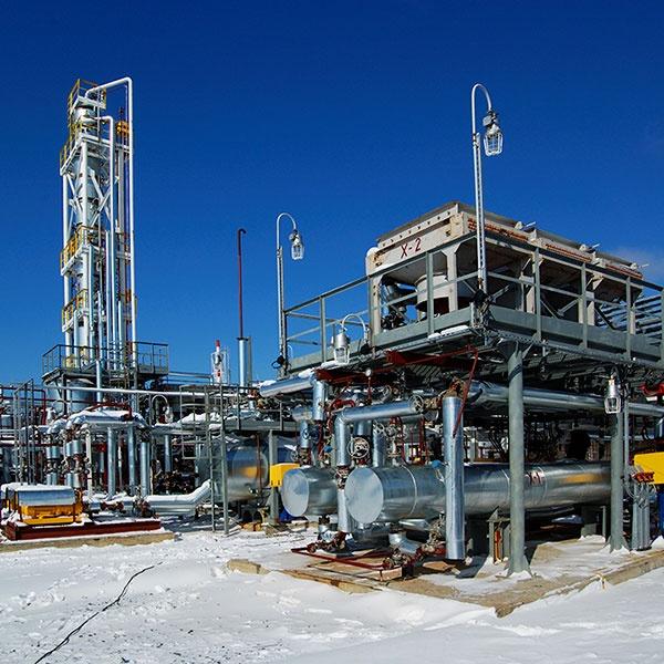 AG Servicios Petroleros - Construcción de obras civil