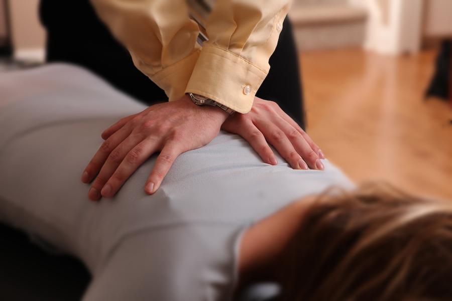 Spinal Mobilization/Manipulation