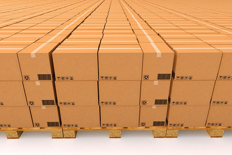 Delivery and transportation logistics storage