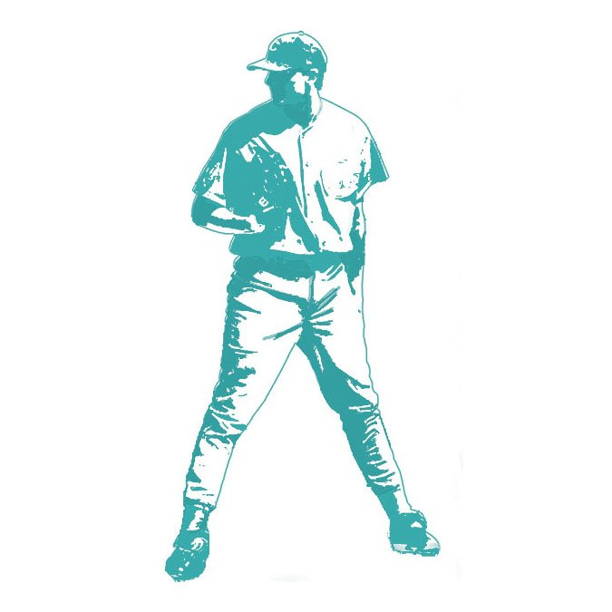 Nick Martin Logo - MLB Pitcher