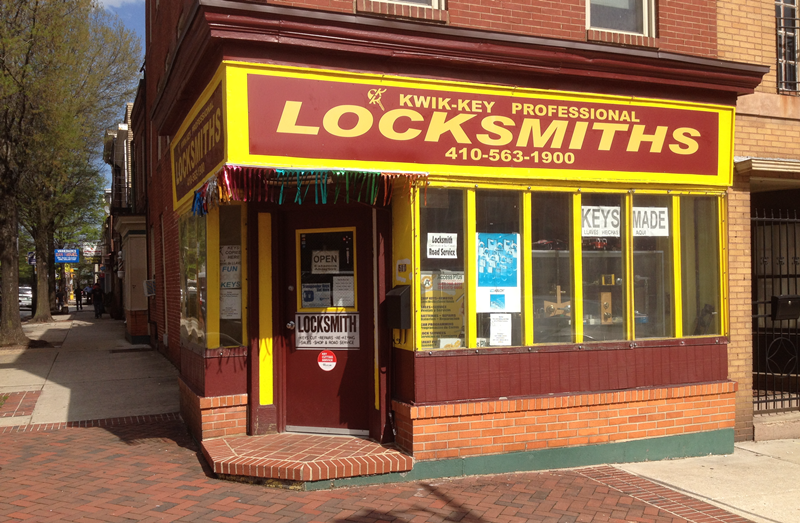 Kwik-Key Locksmiths