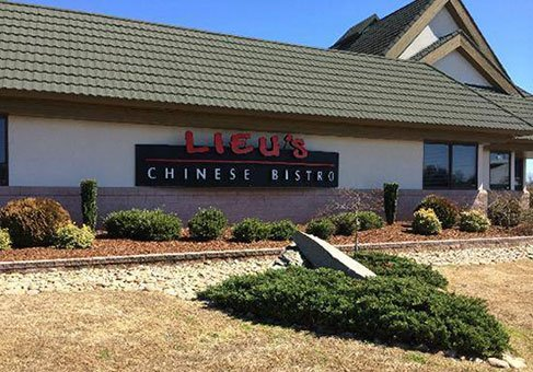 Structure of Lieu's Chinese Bistro