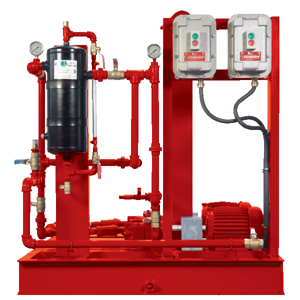 FUEL FILTRATION SYSTEMS