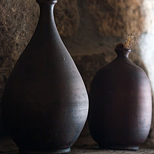 Two Ceramic Vases