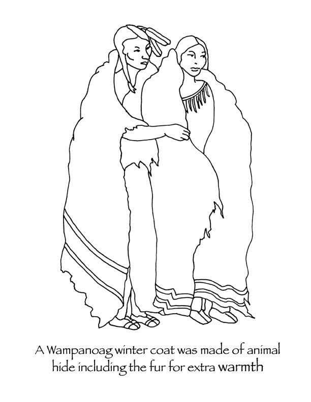 Manyhoops Com Clothing Coloring Page
