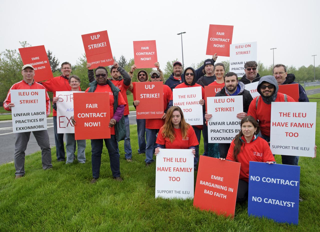 Independent Laboratory Employees Union - 2018 - 2019