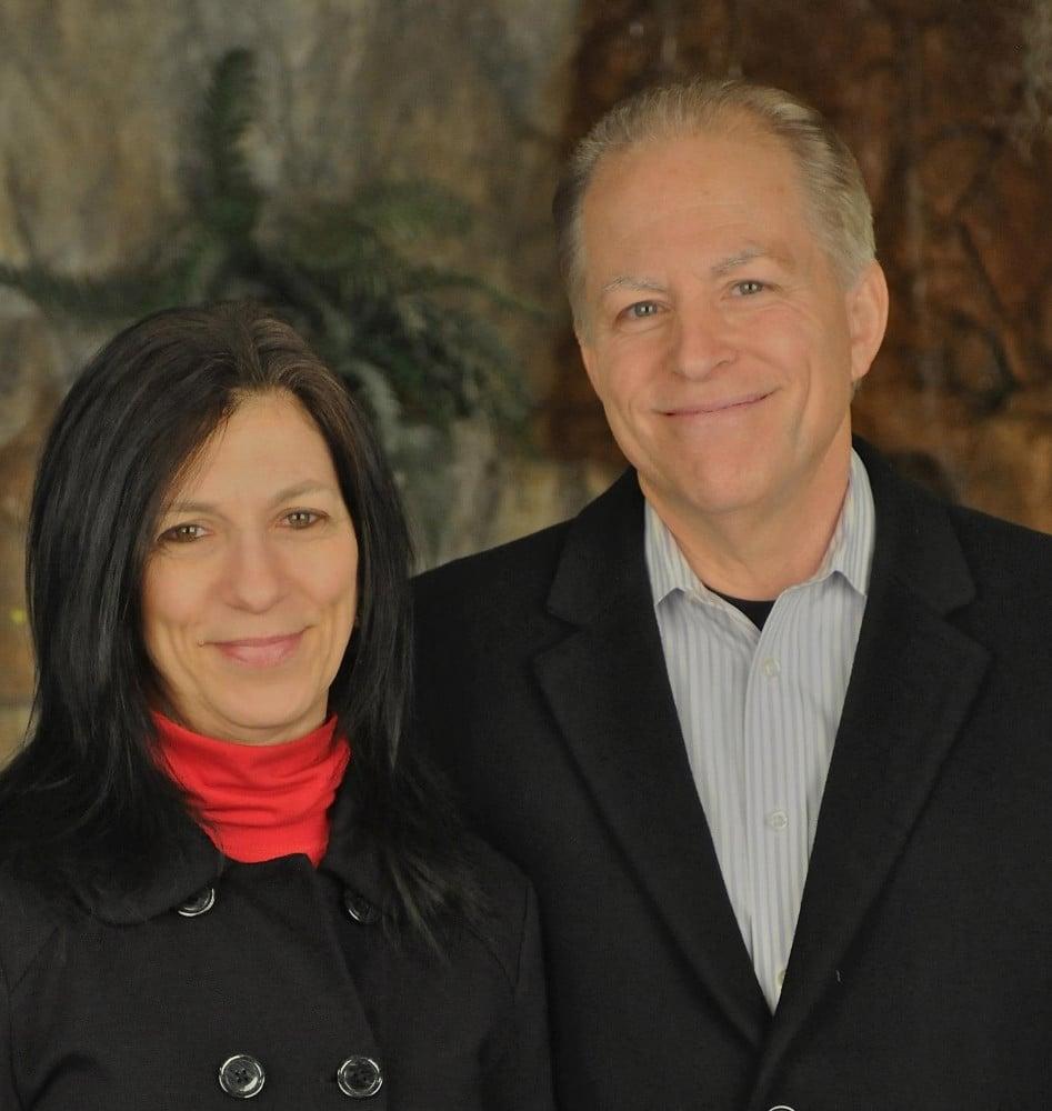 Peter & Sherrie Banfe Burma