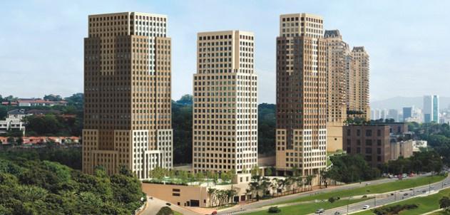 Cidade Jardim Corporate Center  SP