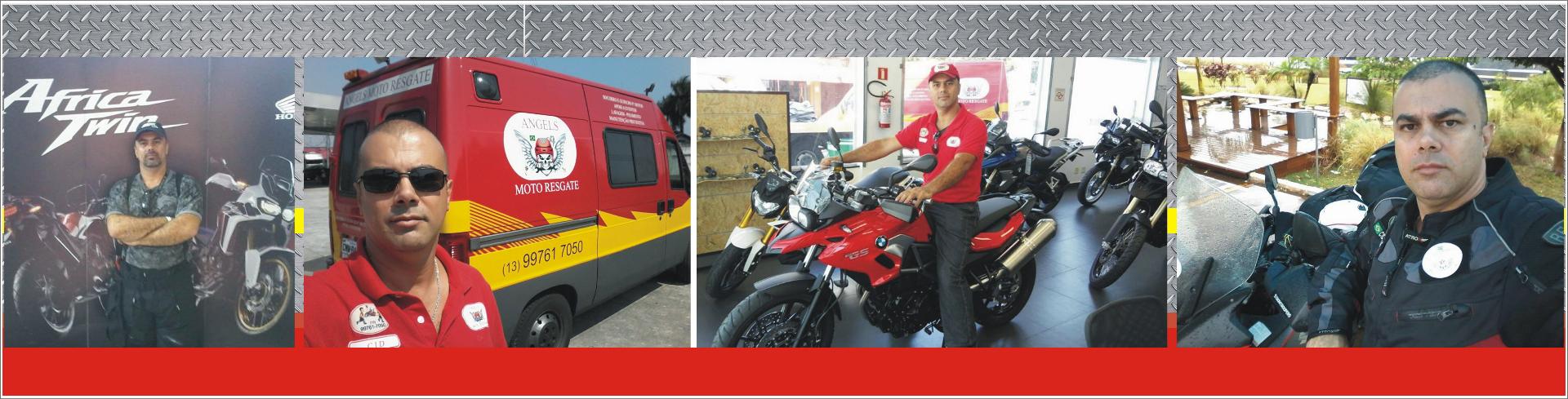 Resgate Socorro Help Moto Santos Baixada Guincho