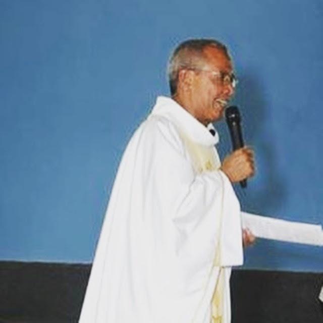 Nosso Pároco, padre Valdir