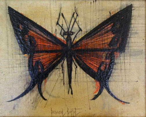 Bernard Buffet Artwork