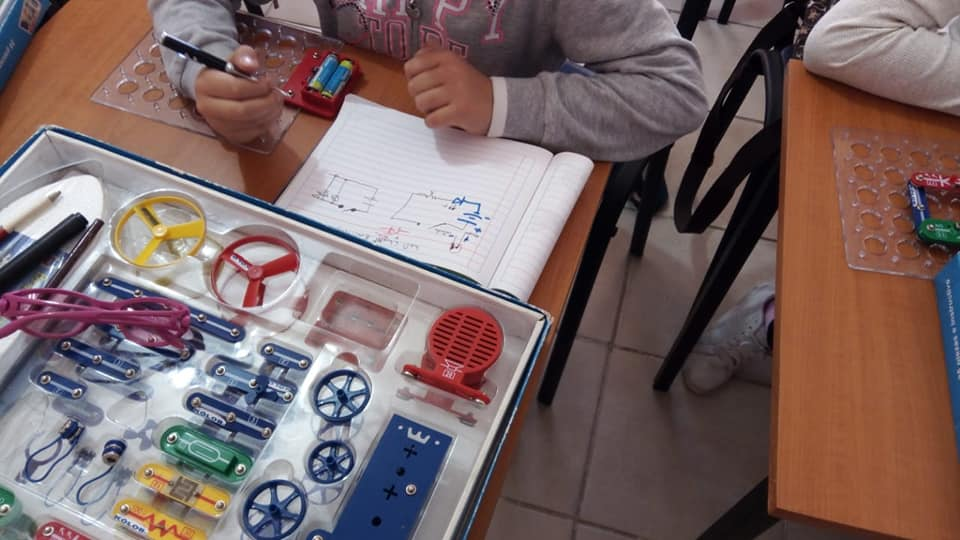 Electronica didáctica