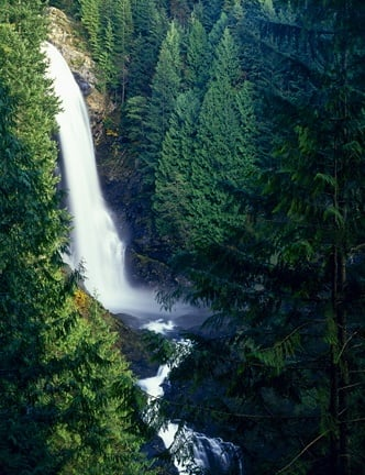 Wallace Falls, North Cascades