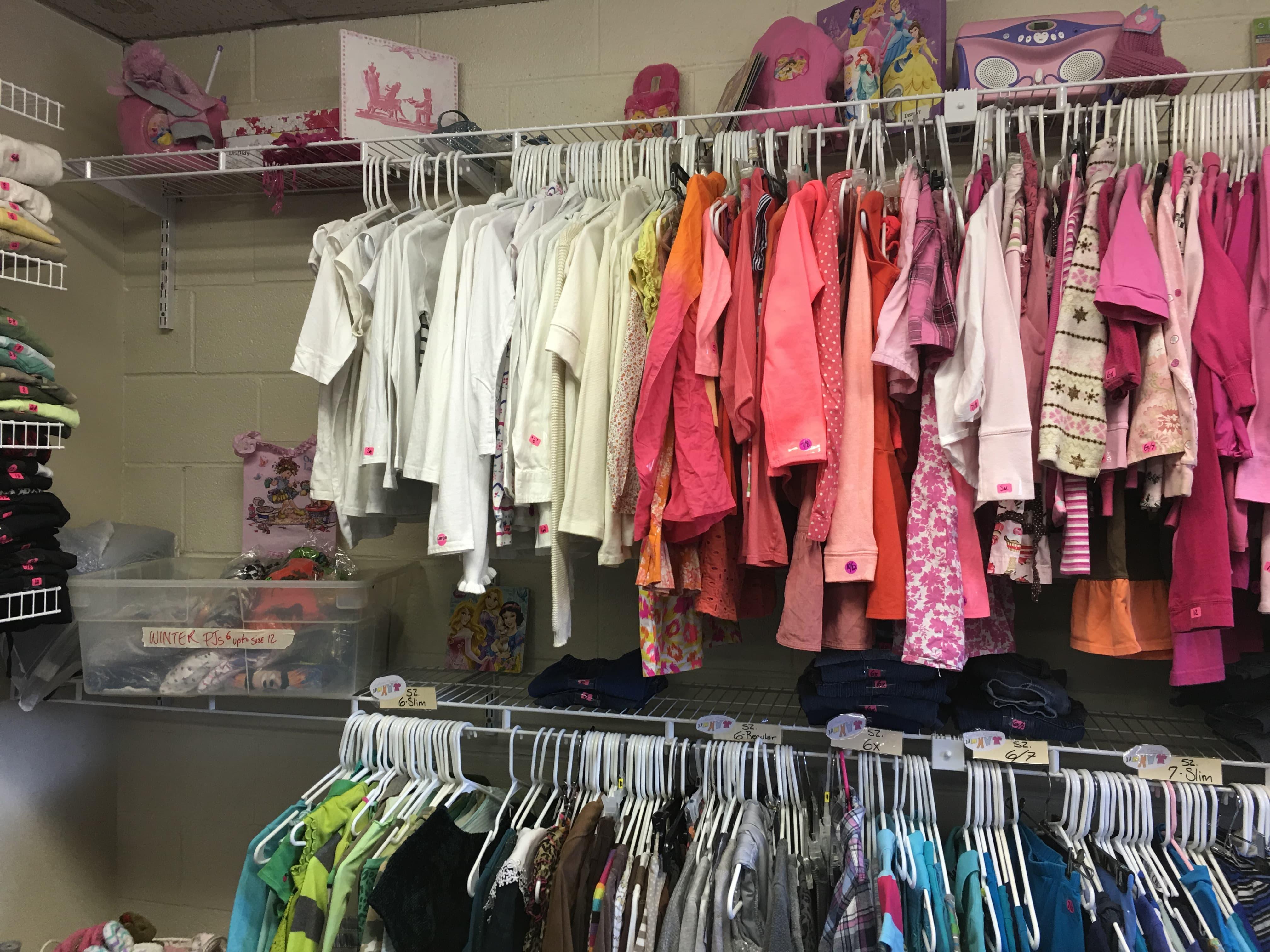Children's Closet 4