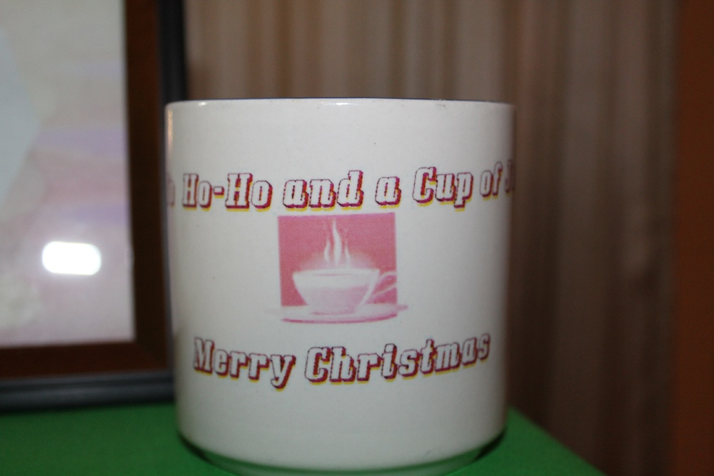 Christmas Mug Have a cup of coffee in this mugs